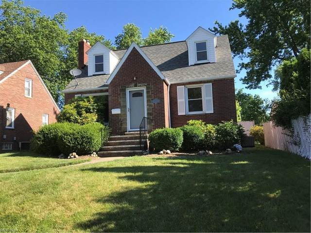4219 4th Street NW, Canton, OH 44708 (MLS #4290338) :: RE/MAX Edge Realty
