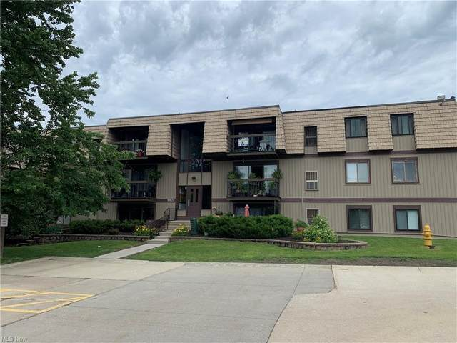 9801 Sunrise Boulevard #25, North Royalton, OH 44133 (MLS #4290343) :: RE/MAX Edge Realty