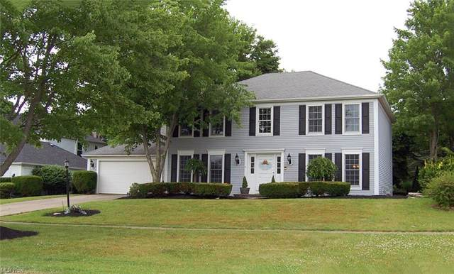 17931 Saratoga Trail, Strongsville, OH 44136 (MLS #4290378) :: The Art of Real Estate