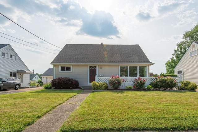 1139 Valleyview Avenue SW, Canton, OH 44710 (MLS #4290411) :: RE/MAX Edge Realty