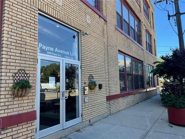 3608 Payne Avenue #204, Cleveland, OH 44114 (MLS #4290460) :: The Crockett Team, Howard Hanna