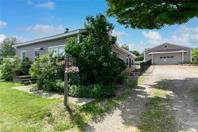 594 Granger Road, Medina, OH 44256 (MLS #4290464) :: Tammy Grogan and Associates at Keller Williams Chervenic Realty