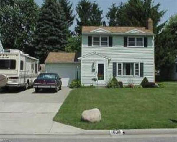 1038 Dogwood Avenue, North Canton, OH 44720 (MLS #4290491) :: Tammy Grogan and Associates at Keller Williams Chervenic Realty