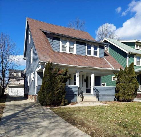 3337 Kildare Road, Cleveland Heights, OH 44118 (MLS #4290533) :: RE/MAX Trends Realty