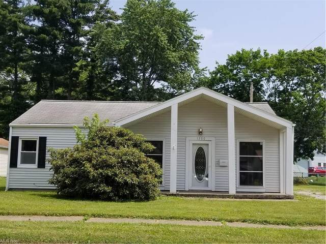 1260 Franklin Avenue, Salem, OH 44460 (MLS #4290582) :: RE/MAX Trends Realty
