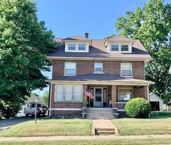 28 Duquesne Street, Columbiana, OH 44408 (MLS #4290611) :: Tammy Grogan and Associates at Keller Williams Chervenic Realty