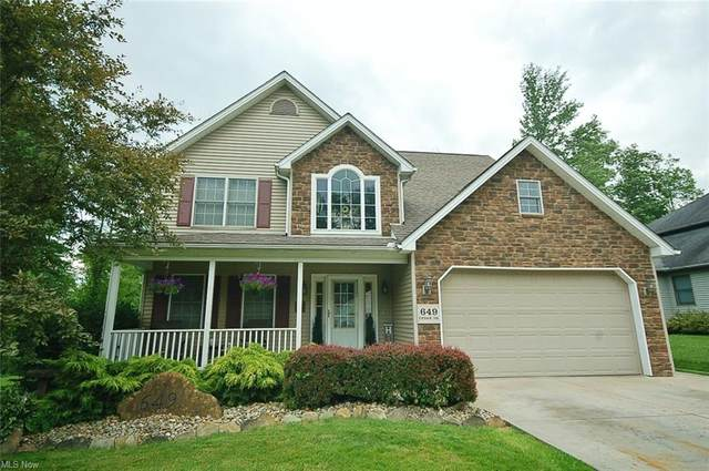 649 Cedar, Cortland, OH 44410 (MLS #4290674) :: The Art of Real Estate