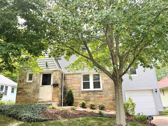 1582 Maplegrove Road, Cleveland, OH 44121 (MLS #4290755) :: Tammy Grogan and Associates at Keller Williams Chervenic Realty
