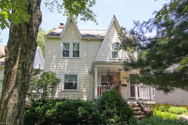 1133 Sylvania Road, Cleveland Heights, OH 44121 (MLS #4290775) :: RE/MAX Trends Realty