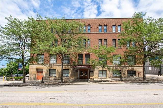 1133 W 9th Street #410, Cleveland, OH 44113 (MLS #4290798) :: The Crockett Team, Howard Hanna