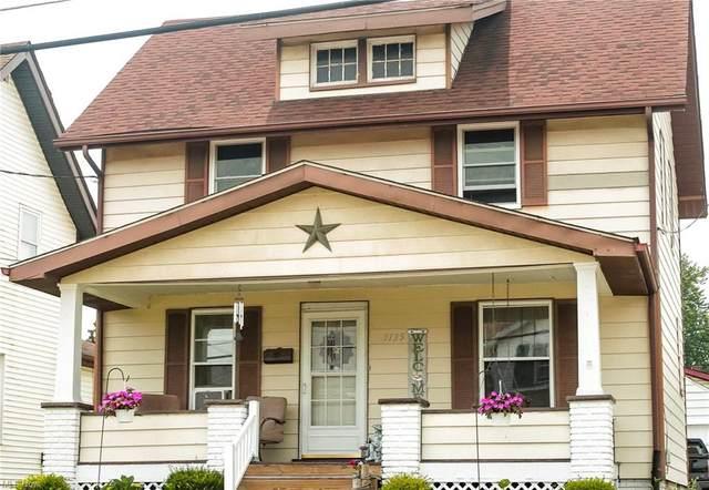 1135 Homewood Avenue SW, Canton, OH 44710 (MLS #4290818) :: Tammy Grogan and Associates at Keller Williams Chervenic Realty
