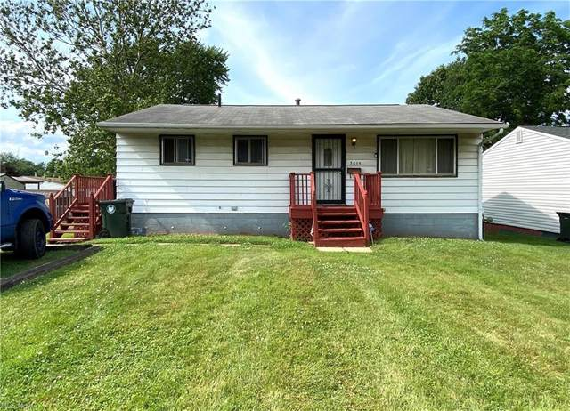3015 30th Street NE, Canton, OH 44705 (MLS #4290900) :: RE/MAX Trends Realty