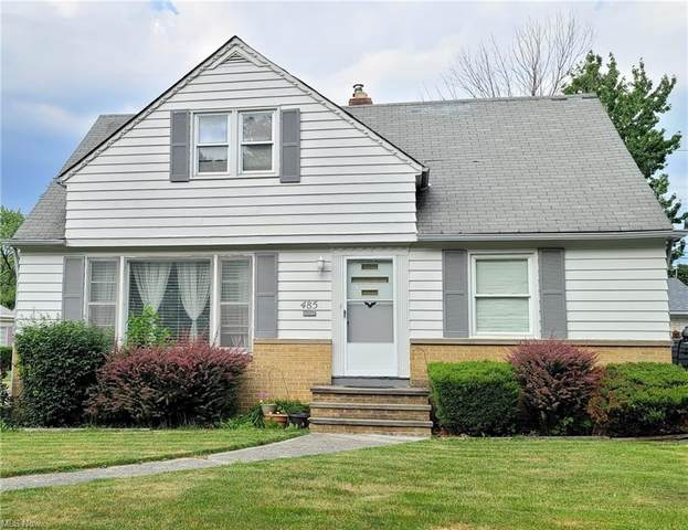 485 Greenvale Road, Cleveland, OH 44121 (MLS #4290903) :: The Jess Nader Team   RE/MAX Pathway