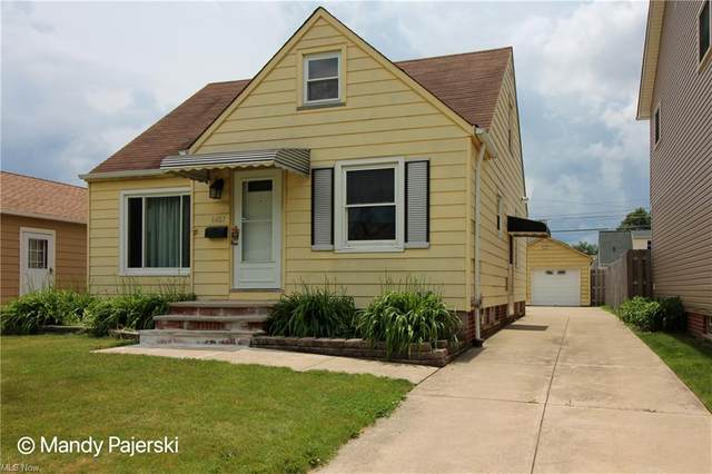 6407 Ridgewood Avenue, Parma, OH 44129 (MLS #4290933) :: RE/MAX Trends Realty