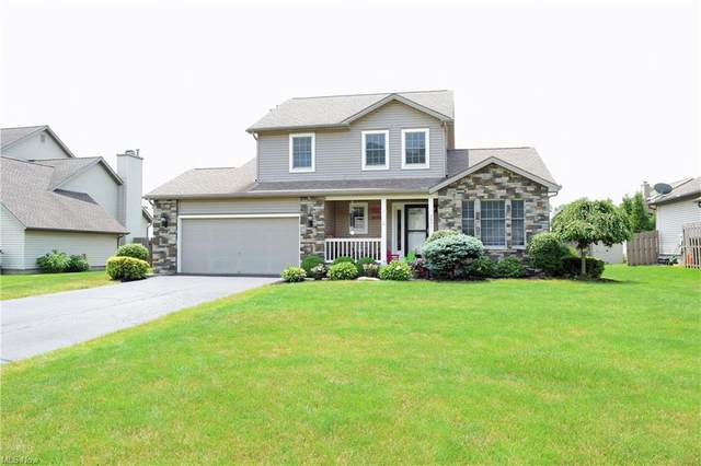 2851 Spring Meadow Circle, Austintown, OH 44515 (MLS #4290957) :: The Jess Nader Team | REMAX CROSSROADS