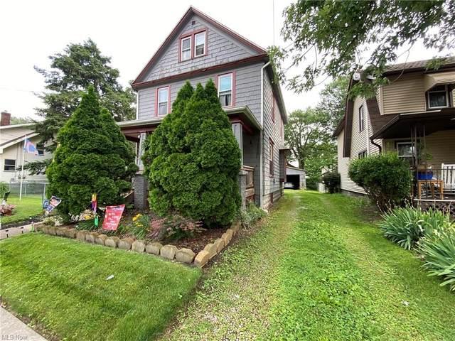 1754 Flint Avenue, Akron, OH 44305 (MLS #4290959) :: RE/MAX Edge Realty