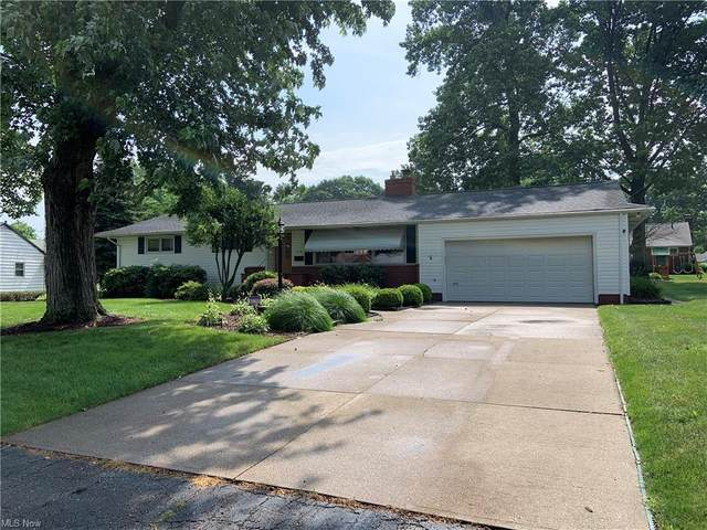 614 Pinewood Avenue SW, Massillon, OH 44646 (MLS #4290970) :: RE/MAX Edge Realty