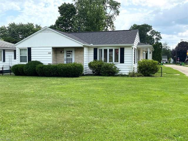 150 24th Street NW, Massillon, OH 44647 (MLS #4291037) :: RE/MAX Edge Realty