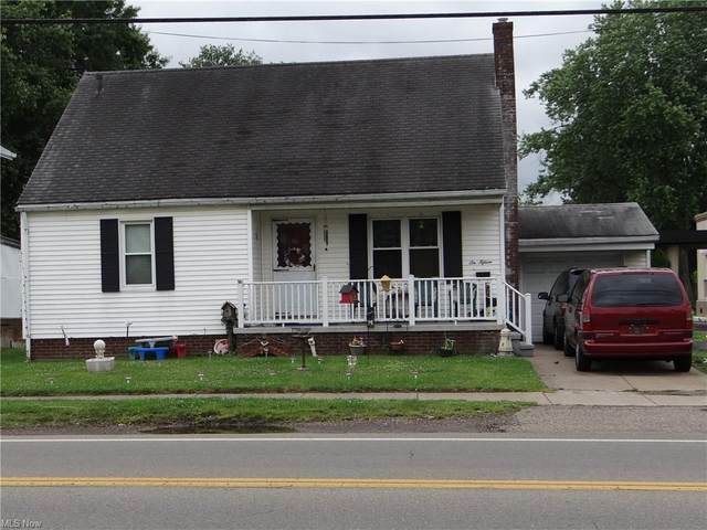 615 E Lincolnway, Minerva, OH 44657 (MLS #4291151) :: RE/MAX Trends Realty
