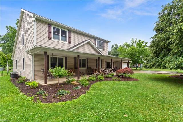 3125 Moon Road, Avon, OH 44011 (MLS #4291161) :: The Holden Agency