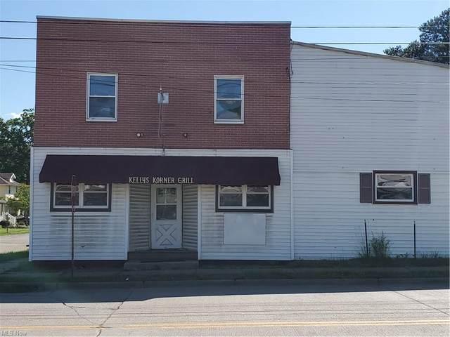 321 Jewett Avenue, Dennison, OH 44621 (MLS #4291269) :: Tammy Grogan and Associates at Keller Williams Chervenic Realty