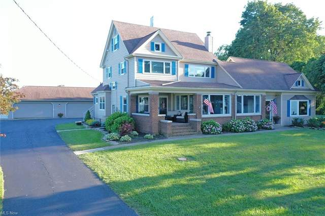 3019 Cleveland Road E, Huron, OH 44839 (MLS #4291284) :: The Art of Real Estate