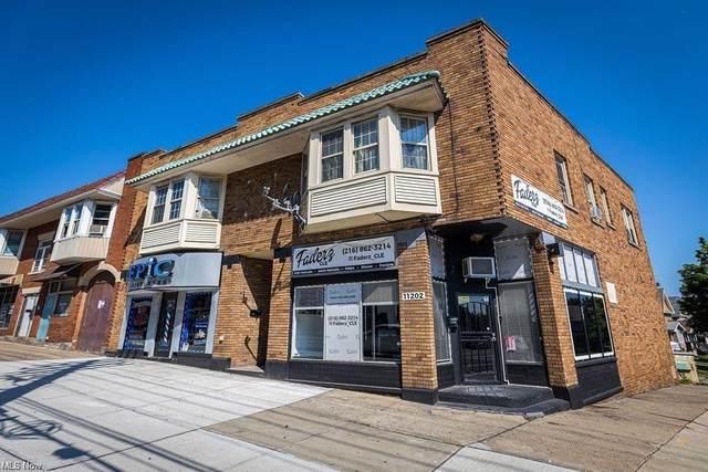11204 Lorain Avenue, Cleveland, OH 44111 (MLS #4291346) :: Tammy Grogan and Associates at Keller Williams Chervenic Realty
