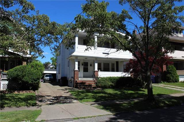 4325 W 49th Street, Cleveland, OH 44144 (MLS #4291419) :: RE/MAX Edge Realty