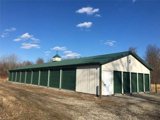 2451 N Salem Warren Road, North Jackson, OH 44451 (MLS #4291431) :: Keller Williams Legacy Group Realty