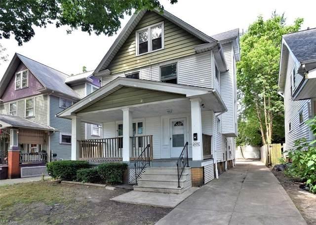 2092 W 89th Street, Cleveland, OH 44102 (MLS #4291466) :: Tammy Grogan and Associates at Keller Williams Chervenic Realty