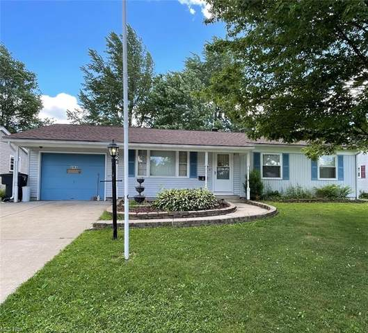 2923 Heather Lane NW, Warren, OH 44485 (MLS #4291474) :: Tammy Grogan and Associates at Keller Williams Chervenic Realty