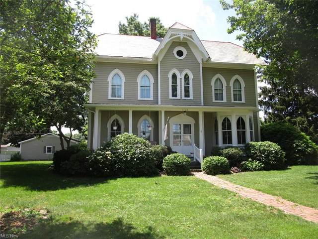 1166 S Broadway Street, New Philadelphia, OH 44663 (MLS #4291518) :: The Crockett Team, Howard Hanna