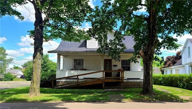 116 S Oak Street, West Lafayette, OH 43845 (MLS #4291560) :: The Jess Nader Team   REMAX CROSSROADS