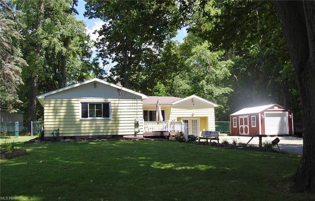 13109 Shank Road, Doylestown, OH 44230 (MLS #4291633) :: The Holden Agency