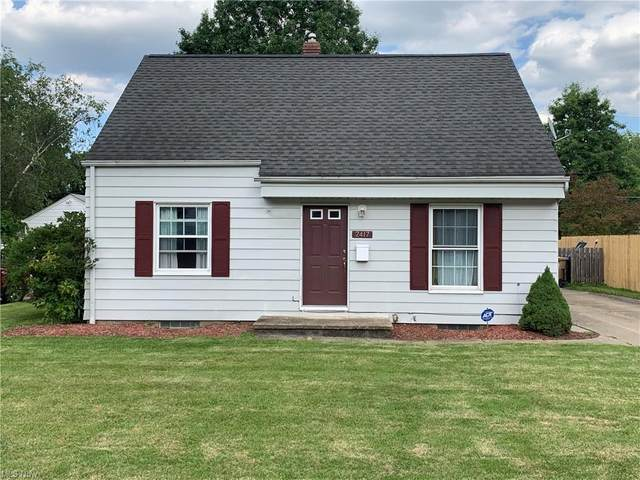 2417 Parkview Drive, Cuyahoga Falls, OH 44223 (MLS #4291667) :: The Jess Nader Team | REMAX CROSSROADS