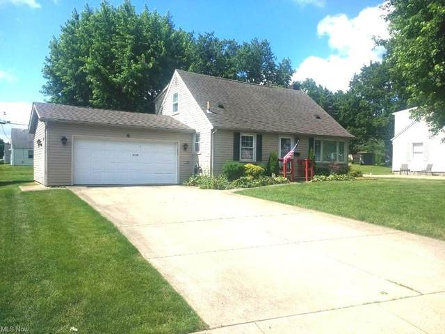 4130 3rd Street NW, Canton, OH 44708 (MLS #4291730) :: The Jess Nader Team | REMAX CROSSROADS