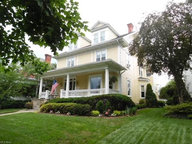 418 Fifth Street, Marietta, OH 45750 (MLS #4291744) :: The Art of Real Estate