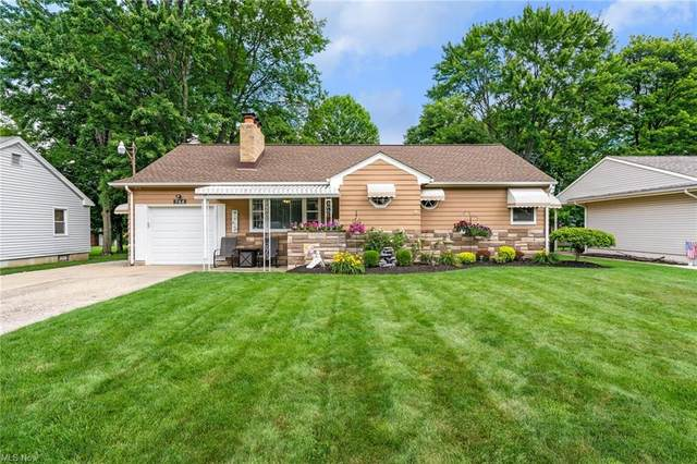 744 Canterbury Lane, Youngstown, OH 44512 (MLS #4291814) :: The Jess Nader Team | REMAX CROSSROADS
