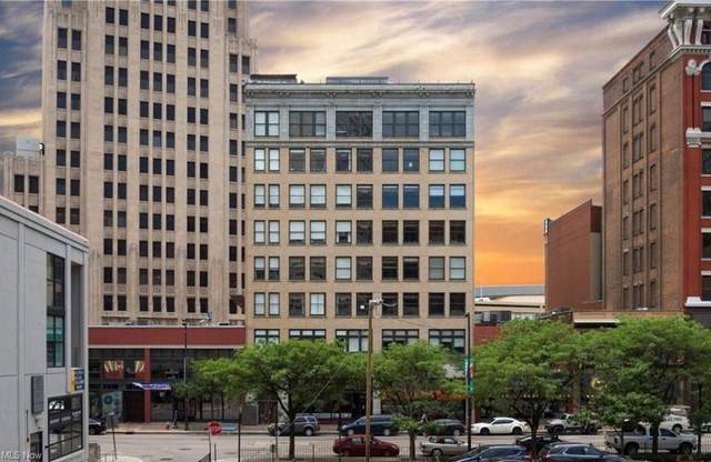 750 Prospect Avenue E #403, Cleveland, OH 44115 (MLS #4291938) :: The Jess Nader Team | REMAX CROSSROADS
