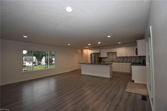 641 Elbur Avenue, Akron, OH 44306 (MLS #4292077) :: The Holden Agency