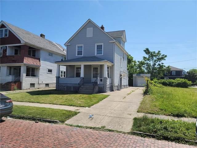 1237 E 169th Street, Cleveland, OH 44110 (MLS #4292323) :: Tammy Grogan and Associates at Keller Williams Chervenic Realty