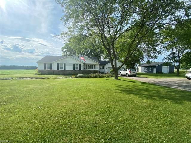 1301 Jefferson Eagleville Road, Jefferson, OH 44047 (MLS #4292328) :: Tammy Grogan and Associates at Keller Williams Chervenic Realty