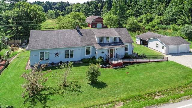 4951 State Route 45, Rome, OH 44085 (MLS #4292343) :: Tammy Grogan and Associates at Keller Williams Chervenic Realty