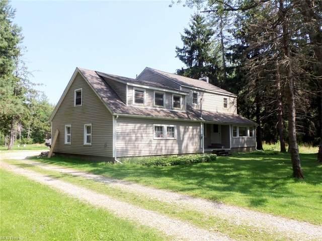 11809 Clay Street, Huntsburg, OH 44046 (MLS #4292432) :: The Art of Real Estate