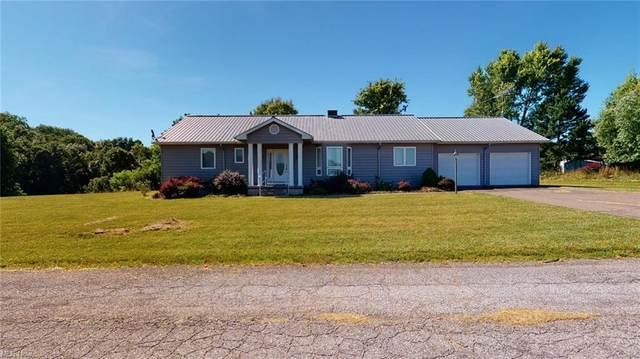 420 Fowler Rd, Harrisville, WV 26362 (MLS #4292551) :: Tammy Grogan and Associates at Keller Williams Chervenic Realty