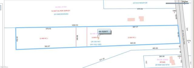 State Route 534, Newton Falls, OH 44444 (MLS #4292701) :: TG Real Estate