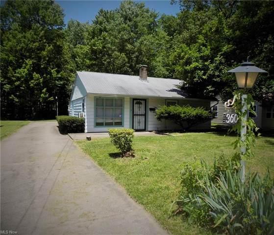 360 Melrose Avenue, Boardman, OH 44512 (MLS #4292721) :: The Holden Agency