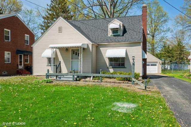 670 Central Parkway Avenue SE, Warren, OH 44484 (MLS #4292806) :: RE/MAX Trends Realty