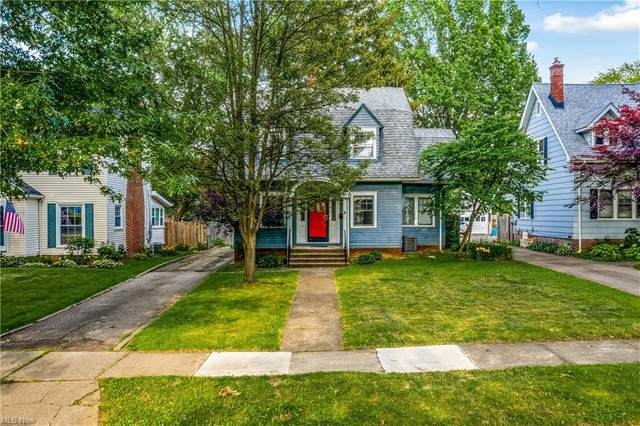 461 Greenwood Avenue, Akron, OH 44320 (MLS #4292859) :: The Holden Agency