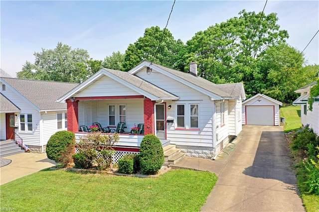 42 Townsend Avenue, Girard, OH 44420 (MLS #4292962) :: Tammy Grogan and Associates at Keller Williams Chervenic Realty